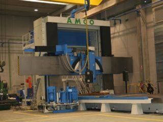 FRESADORA AMCO FPF-4500 X gd