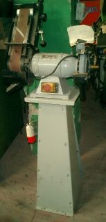 DUAL PEDESTAL GRINDER MACHINES